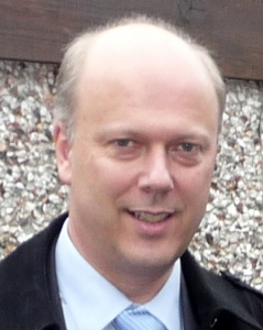Chris Grayling, Lord Chancellor
